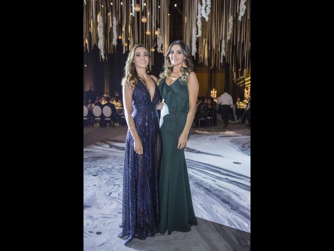 Karen y Magaly Yunes