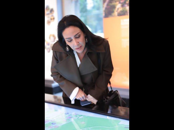 María Laura Medina de Salinas
