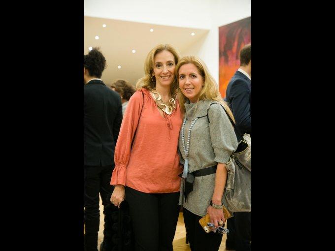 Ana Ugalde y Lillia Haugen