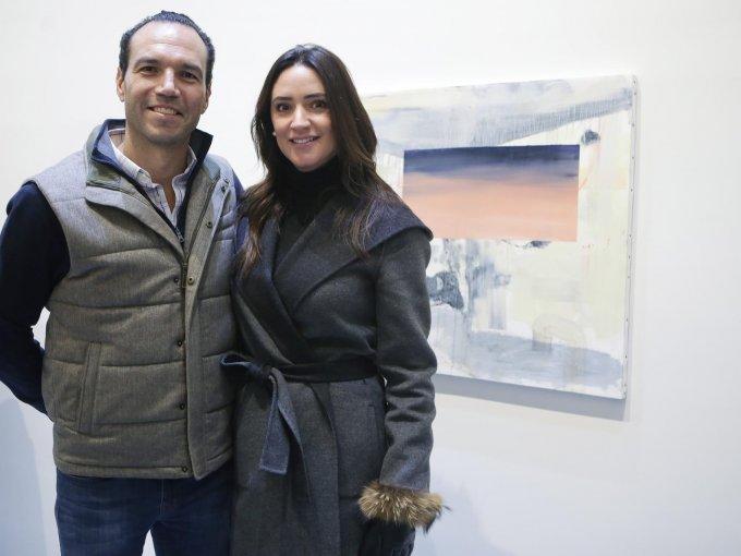 Alonso Guzmán y Alejandra Alonso