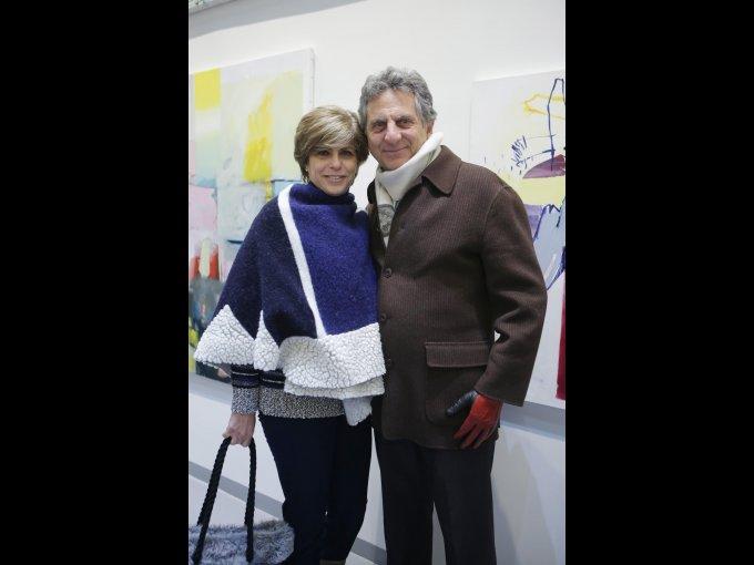 Yamile Levi y Antonio Zaga
