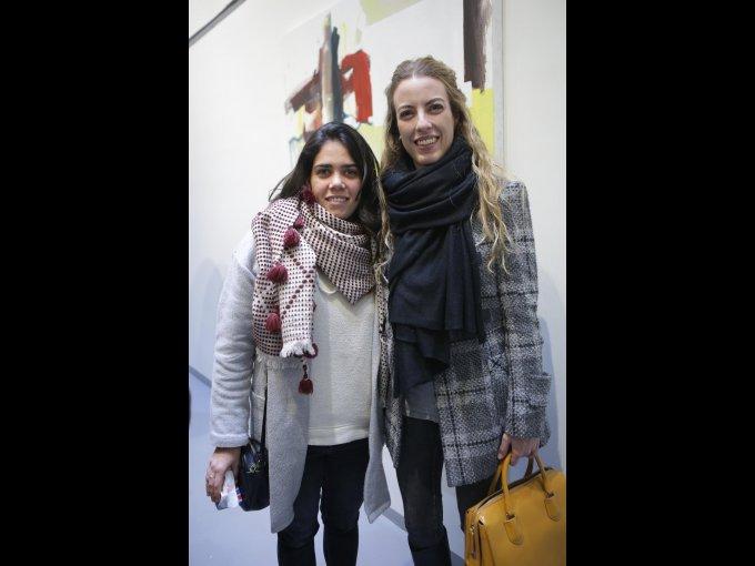 Isabella Rabasa y Macarena Ocejo