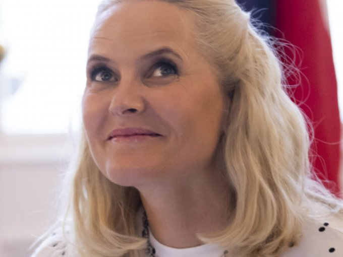 Mette-Marit, Princesa de Noruega