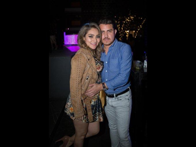 Alejandra Castillo y Luis Andrés Palacios