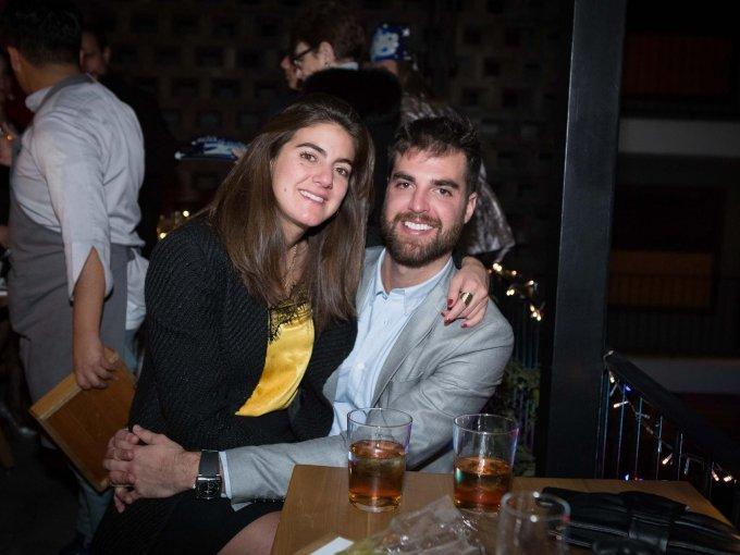 Adriana Pazos y Mario Torre