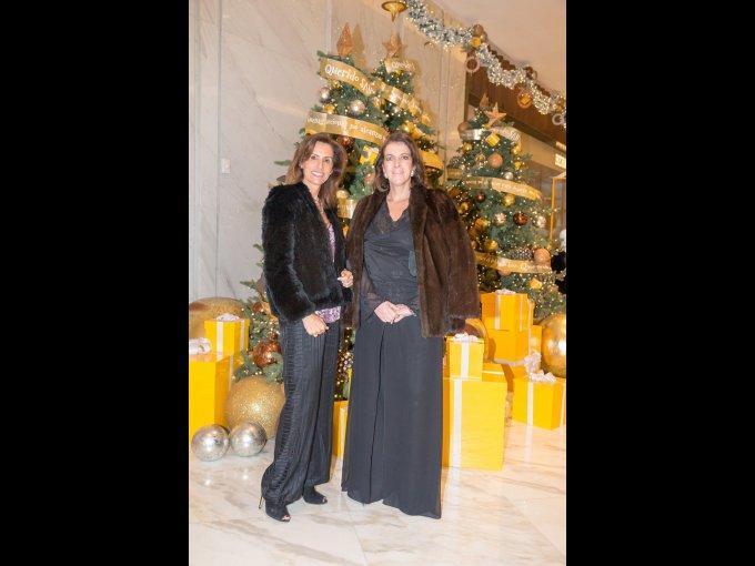 Claudia Cohen y Maja Martínez Vértiz
