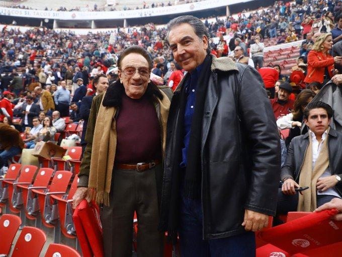 Emilio y Gerardo Checa