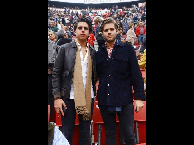 Felipe Pichardo y Jerónimo Hernández
