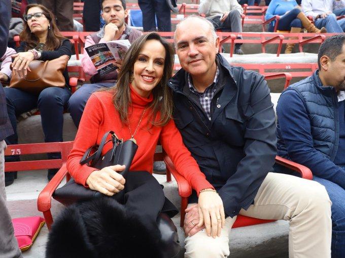 Sandra y José Calzada