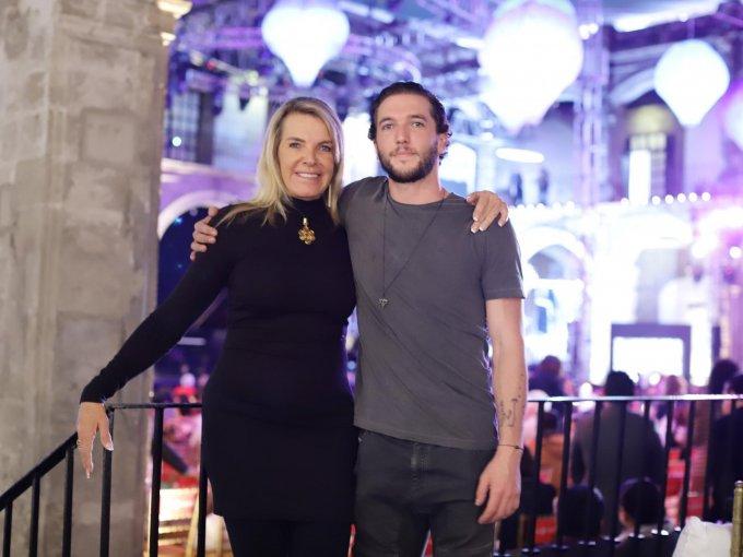 Patricia  Troice y David Troice