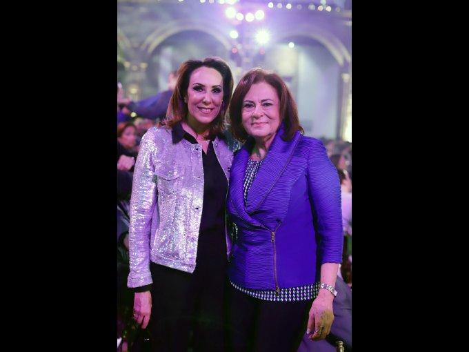 Irene Zundel y Emilia Cohen