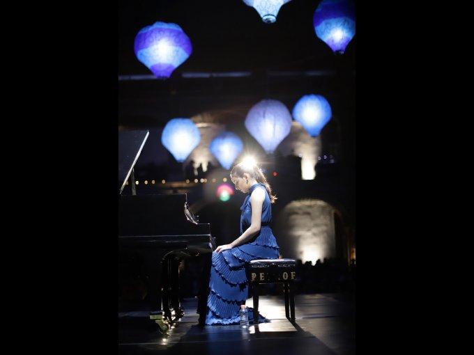 La pianista Daniela Liebman