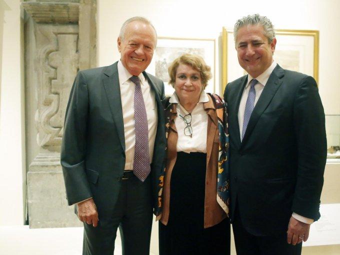 Roberto Hernandez, Guadalupe Jimenez y Ernesto Torrres