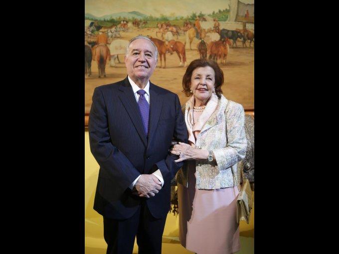 Valentín de Díez Morodo y Marina de Díez Morodo