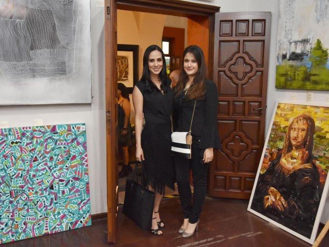 Lucero Álvarez y Gabriela Andrade