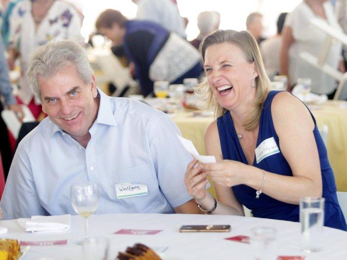 Wolfgang Nofz y Susanne Nofz