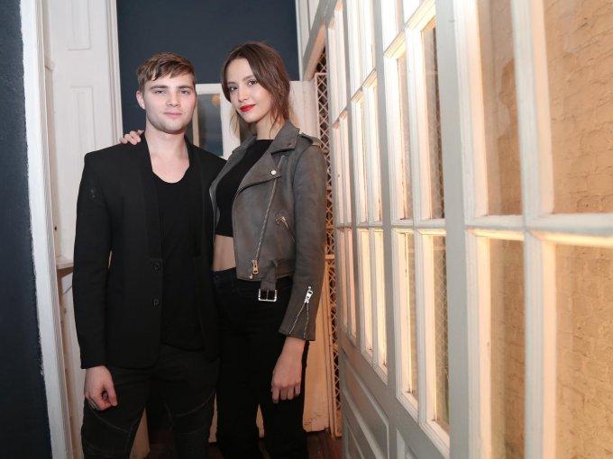 Jansen Fancher con Madisen Bronson