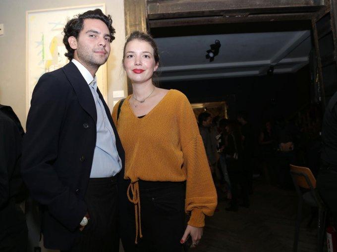 Federico Herrera con Annie McIntosh