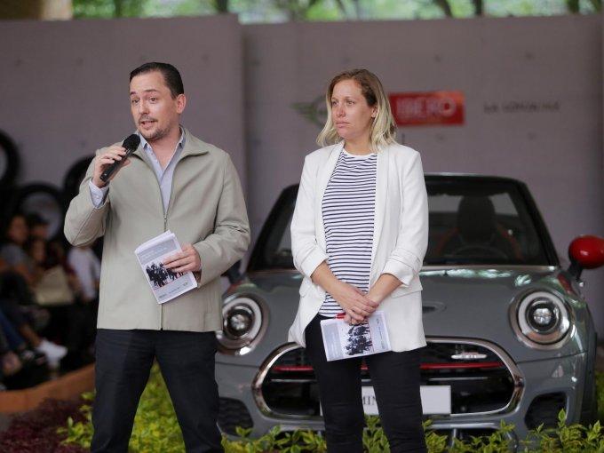Ricardo Humphrey y Joanna Ruiz Galindo