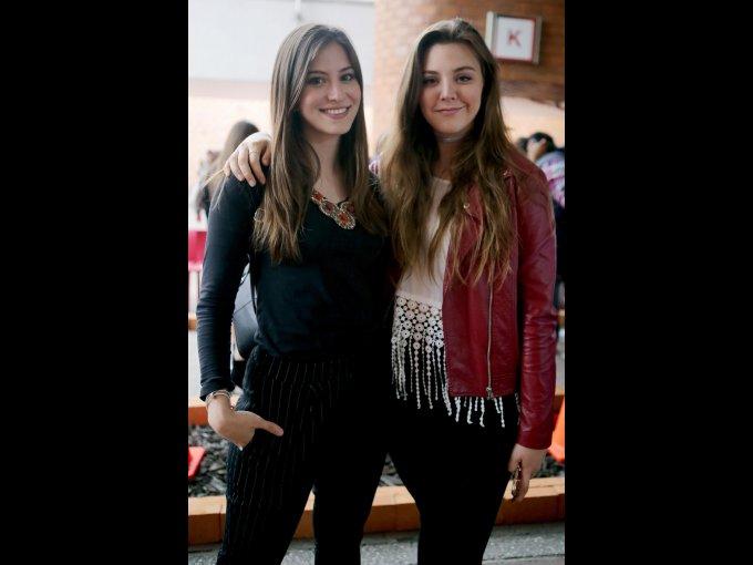 Daniela Feres e Ivana Occelli