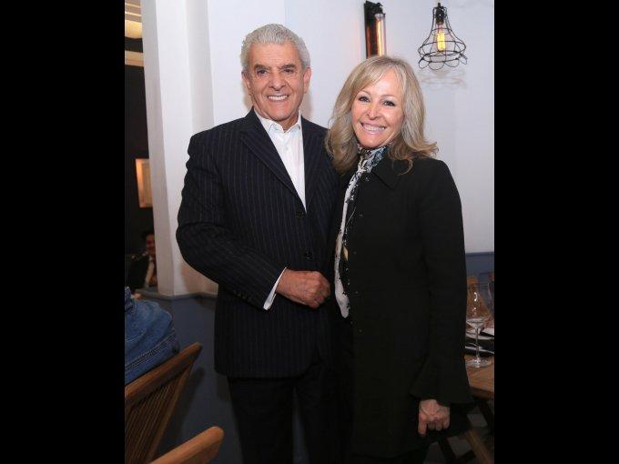 Juan Carlos Lebrija y Norma Tonella de Lebrija