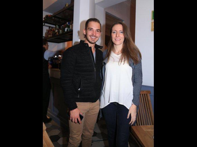 Gerardo Ruiz y Rocío Alonso