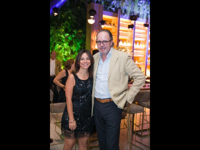 Mariel Gallego y Luis Peyrelongue