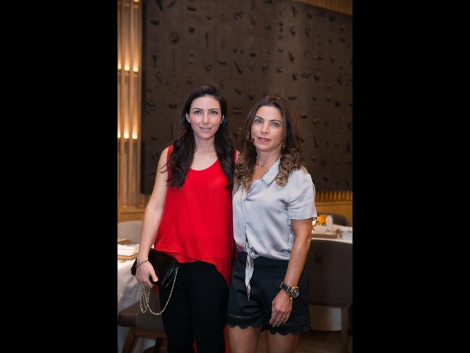 Alejandra Romero y Alejandra Fernández