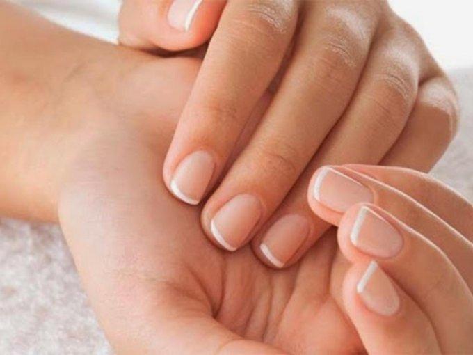 Evitar el sudor de las manos. Así como en los pies, en las manos es muy efectivo.