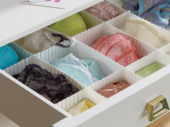 Aromatizar tu cajón de la ropa interior. Cuando se termine el desodorante, déjalo abierto en una malla dentro del cajón, los residuos de producto harán que huela delicioso.