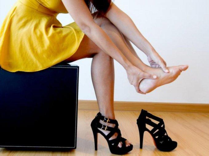 Evitar las rozaduras de los zapatos. Para que SÍ puedas ponerte esos que te gustan tanto.