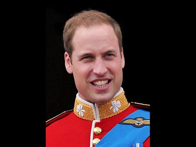 El príncipe William estudió en la Universidad de St. Andrews, en Escocia, donde se tituló en la carrera de Geografía