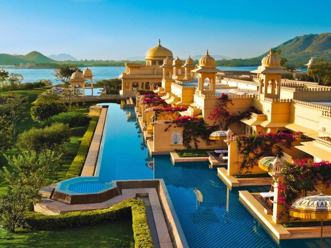 The Oberoi Udaivilas Udaipur, India
