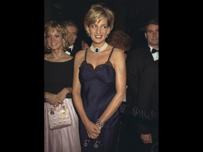 Diana de Gales 1996