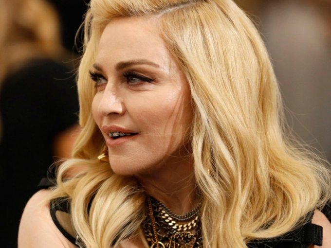 Madonna  ha cambiado con los años. No te pierdas las fotos: