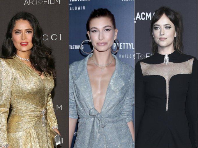 Las celebrities que lucieron espectaculares esta semana, ¿quién es tu favorita?