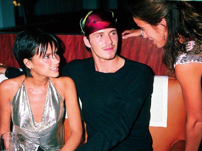 Victoria y David Beckham tenían un estilo particular en los años 90. No te los pierdas: