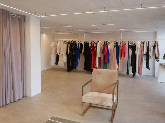 Atelier del diseñador de modas Kris Goyri