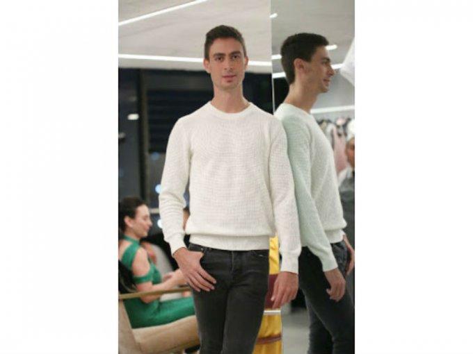 Kris Goyri, diseñador de moda