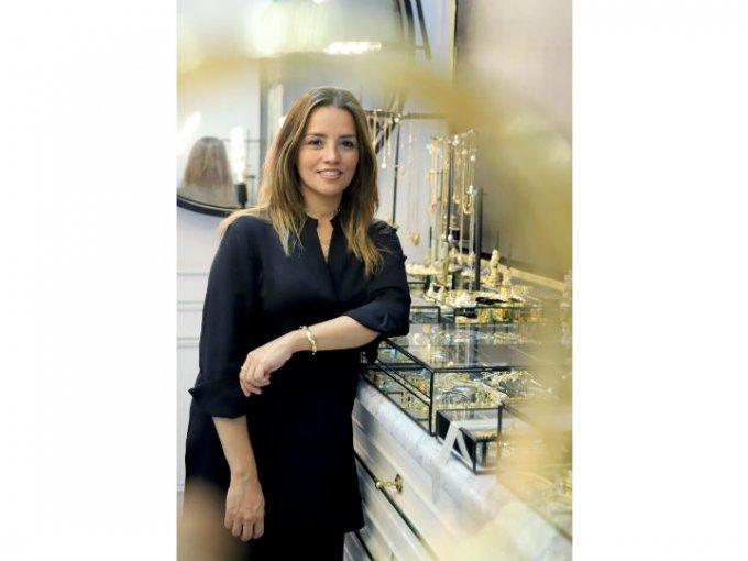 La diseñadora Bárbara López Vie.