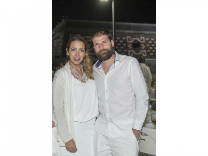 Martha Trava y Luis Brozon.