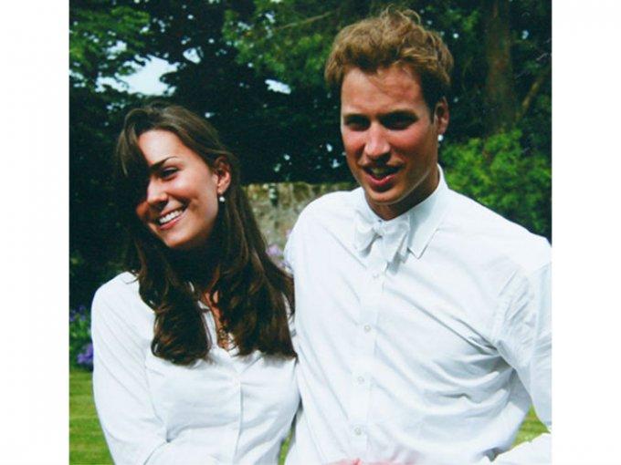 Kate y William se conocieron en la universidad de St. Andrews, Escocia y aunque se dieron un tiempo, ahora los duques de Cambridge tienen tres hijos.