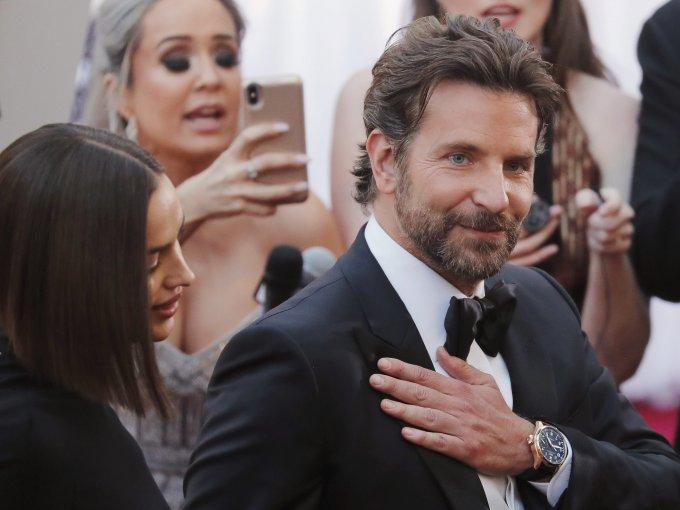 El actor y director Bradley Cooper.