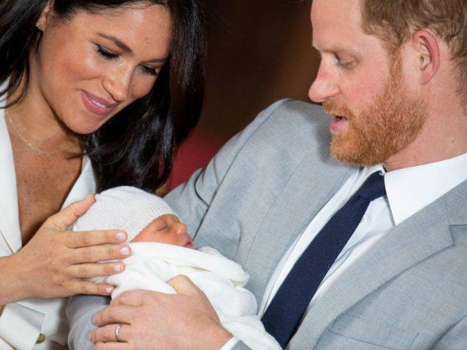 El pequeño llevará el nombre de Archie Harrison.