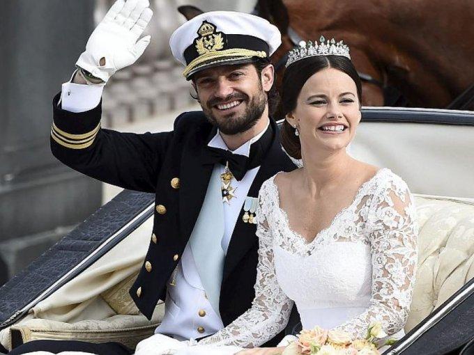 Sofia Hellqvist era una modelo de televisión hasta que en 2015 se casó con el príncipe Carl Phillip de Suecia y se convirtió en princesa.