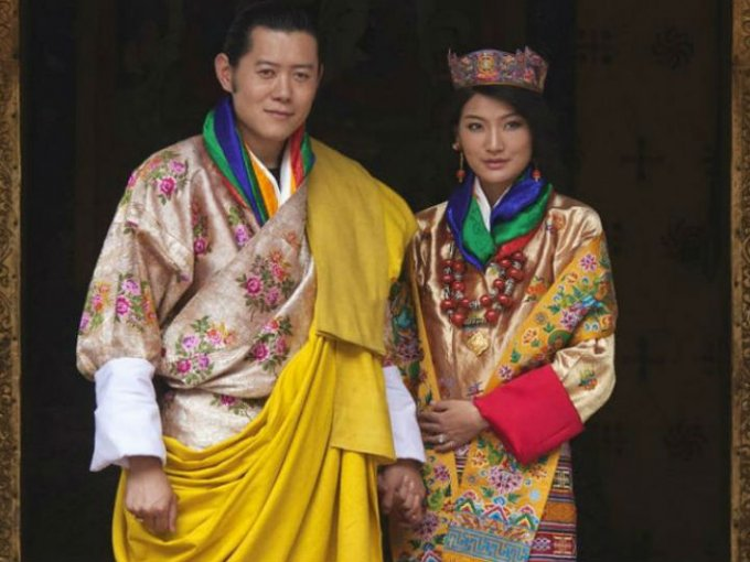 Jetsun Pema se convirtió en reina de Bhutan tras casarse con el rey Jigme Khesar Namgyel Wangchuck en 2011.