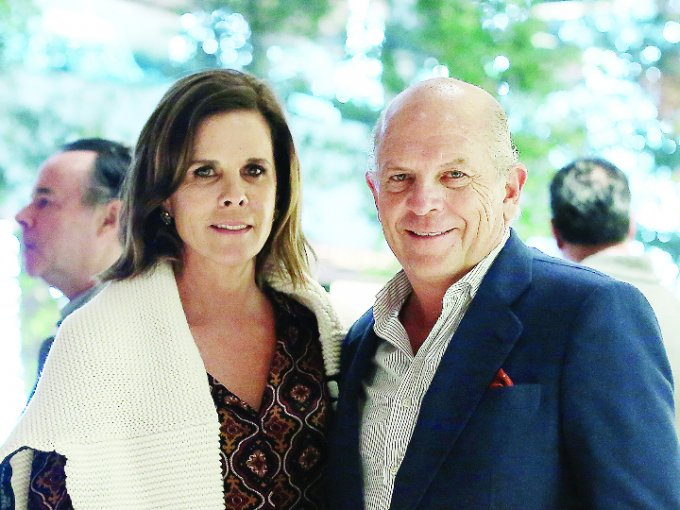 3. Ana Paula de Haro y Javier Sordo Madaleno