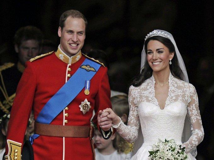 En 2011, Kate se convirtió en la primera mujer que no pertencía a la nobleza en casarse con un heredero al trono en más de 350 años.