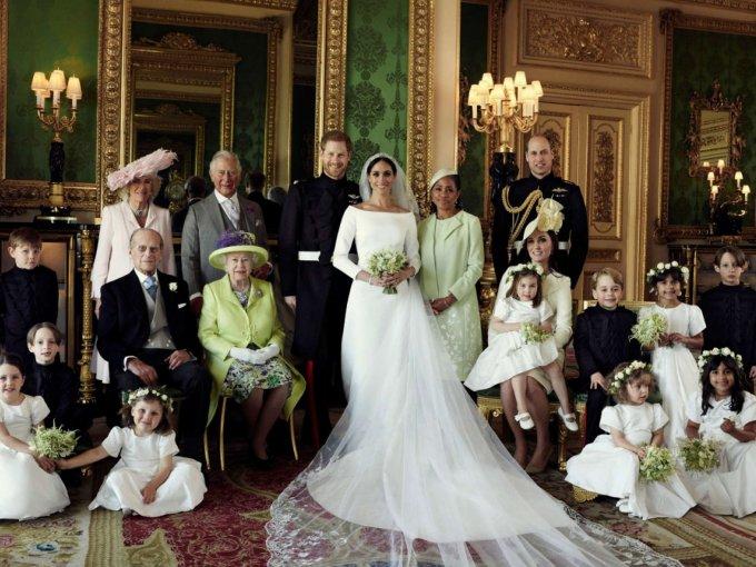 Harry y Meghan se convirtieron en los duques de Sussex en mayo de 2018.
