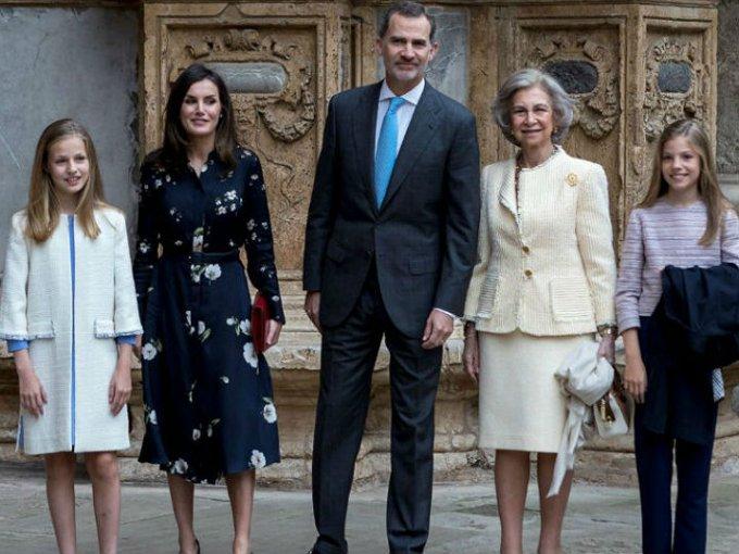 En 2014, Letizia se convirtió en reina de España cuando Felipe asumió el trono de la corona española.